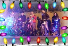 MYCYradio Bike ride Photograph