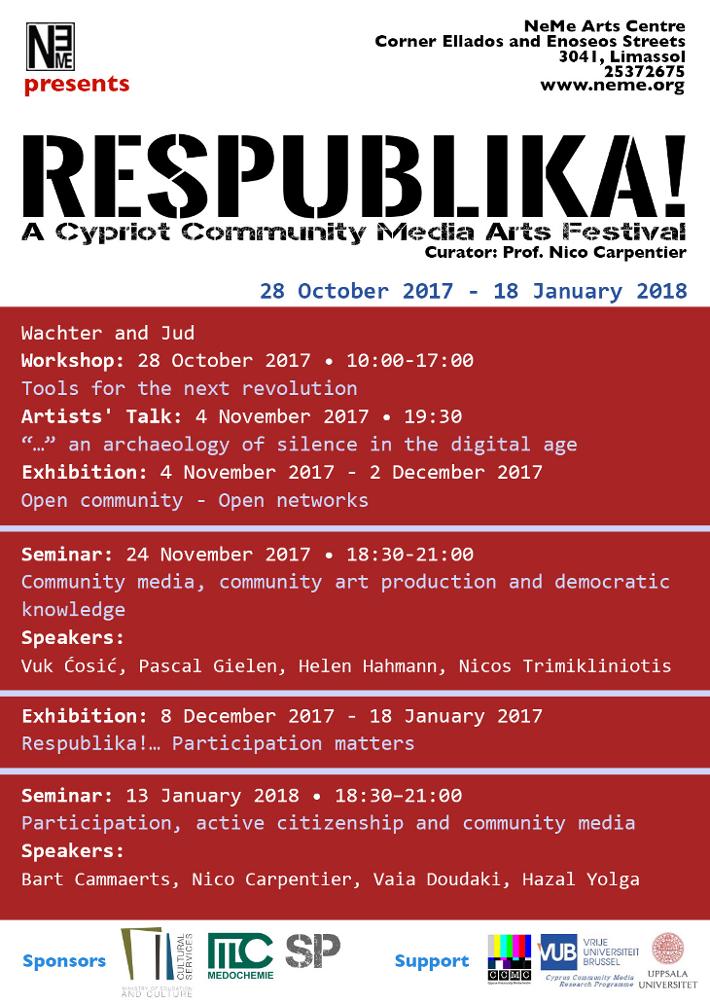 Respublika poster