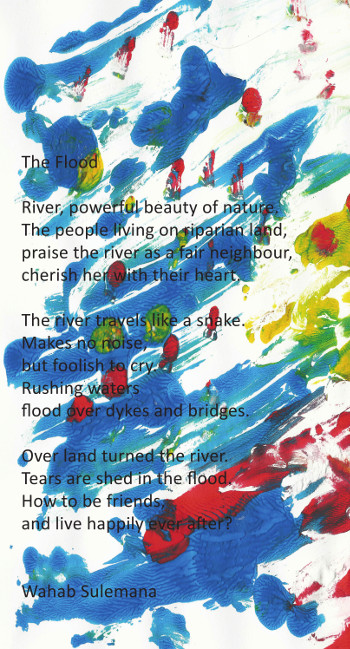 Rivier flows picture